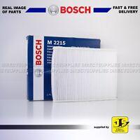 BOSCH CABIN POLLEN FILTER M2215 FORD B-MAX FIESTA KA+ TOURNEO/TRANSIT COURIER