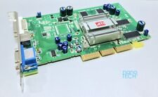 ATi Radeon 9200 128mb AGP Graphics Video Card For Apple PowerMac G4/G5 *DVI+VGA