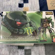 Gunpla expo limited model RG Zaku II real type color