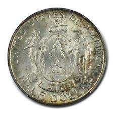 MAINE 1920 50C Silver Commemorative PCGS MS65