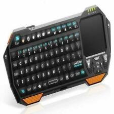 Qq-Tech Mini Bluetooth Keyboard W Touchpad For Android Os Windows Computers Tab