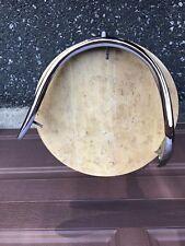 1955 Chevrolet Chevy Nomad Fender Eyebrow Left Side Rechromed 3717001
