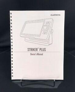 Garmin Striker Plus Series 4 CV 5CV 7SV 7CV 9SV Owners Manual Instructions