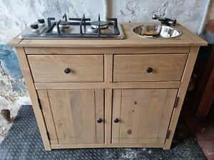 Stunning Campervan Unit Pod Hob and Sink included ! No tap!  Free Delivery!!