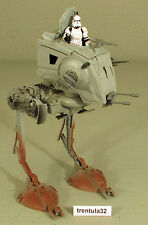 "AT-ST Chicken Scout Walker for use w 3.75"" action figures Star Wars Loose"
