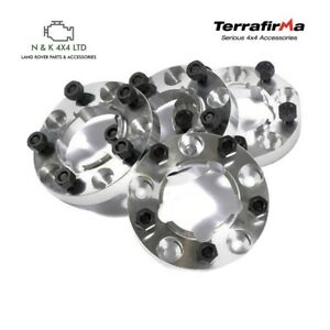 LAND ROVER DEFENDER/DISCOVERY 1/RRC TERRAFIRMA 30MM WHEEL SPACER SET -TF301