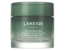 New in Box LANEIGE Hypoallergenic Cica Sleeping Mask 2oz