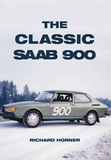 The Classic Saab 900 book paper