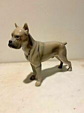 Bing & Grondahl, Denmark, B&G 2212, Boxer dog