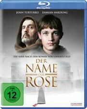 The Name of the Rose- 2019 TV series - John  Turturro,Damian Hardung Blu-Ray