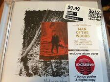 Justin Timberlake Man of The Woods / Cd + poster + digital Rare Oop
