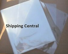 200 Pieces Combo Pack 6x85 7x10 Heat Shrink Film Wrap Flat Bags Pvc