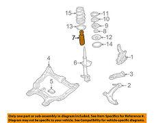 NISSAN OEM 07-08 Maxima Front Suspension-Strut Bumper 540508J000