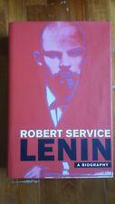 Robert Service – Lenin a Biography hardcover