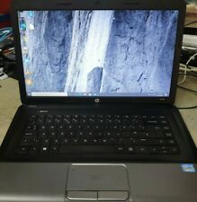 HP 250 Laptop Intel i3-3110M @ 2.40 GHz 8 GB 500 Gb, Win 10