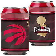 Toronto Raptors 2019 NBA Champions Can Cooler **NEW**