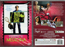 FACOLTA' DI MEDICINA - DVD (NUOVO SIGILLATO) STEVE GUTTENBERG