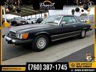 1977 Mercedes-Benz 450SLC  1977 Mercedes-Benz  450SLC  77000 Miles Black Coupe  Automatic