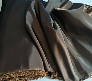 """Taffeta by yard in many colors to choose, 59"""" wide, medium weight for dress."""