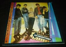 UNDERTONES 33RPM LP S/T ROCK POWER POP PUNK NEW WAVE IRISH SIRE 1979