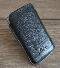 ASSEM echt Leder Handy Tasche Hülle Etui case cover Samsung Galaxy S3 mini