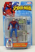 Amazing Spider-Man Series 19 Quick Change Spider-Man ToyBiz NIP 2006 4+ S163-6