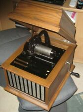 Edison Amberola Model 30 von 1906 Phonograph