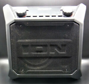 ION Audio Tailgater Sport Portable Bluetooth Speaker Black (IPA84) Missing Mic!