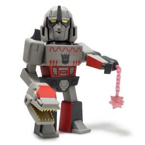 "Kidrobot Transformers Vs G.I. Joe Megatron 7"" Collectible Vinyl Figure 29170"