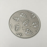 Cercle rond coupe matrices gaufrage Die Cutter Scrapbooking carte artisanat
