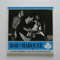 Alexis Korners Blues Incorporated R&B From the Marquee MFSL LP 200G Vinyl Album