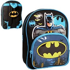 Batman Kids Backpack Rucksack School Bag - 8.5 Litres - Cool Design - NEW