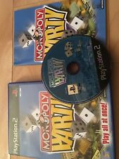 Monopoly Party - Complete - Playstation 2 - PS2 - PAL