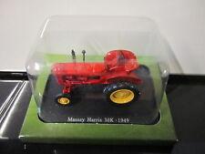 MASSEY HARRIS 30K-1949 - ESC.-1/43 - TRACTOR - HACHETTE