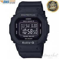 CASIO BABY-G Tough Solar Radio Watch BGD-5000MD-1JF Square Multiband 6 20 atm