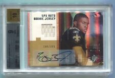 2006 SPX Reggie Bush Jersey Autograph RC 149/399 BGS 9 Mint Saints