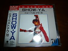 Show Ya / New Best Now 70 JAPAN ORG'88 CT32-9011 NEW!!!!!!!!! A7