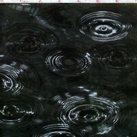 "Hoffman Dark Water Drop Meadow Rain 100% cotton 43"" Fabric by the yard 36"""