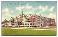 Essex and Sussex Hotel, Spring Lake, NJ Postcard