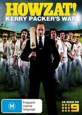 Howzat! Kerry Packer's War.. 3 Disc Set. As Seen On CH 9. Australian Cricket.NEW