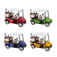 1:36 Scale Pull Back Model Car High Simulation Golf Cart Model Toy Baby Kid Gift
