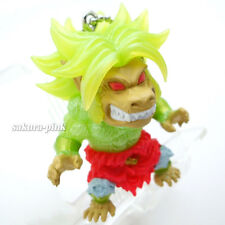 Great Ape OOZARU Broly DragonBall 16 mini Figure Key Chain Authentic BANDAI JPN