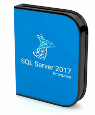 SQL Server 2017 Enterprise License Key