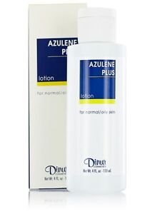 Dinur Azulene Plus Lotion Normal Oily Skin 4 oz
