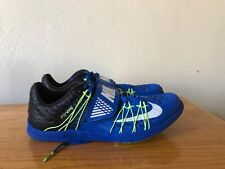 Nike Zoom TRIPLE JUMP Elite Track Spikes Men's Blue Volt 705394-413 Size 4