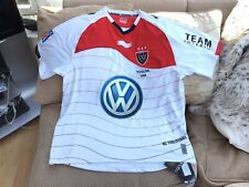 Burrda Toulon Away Rugby Union Shirt 2011/12 Size 3XL Brand New With Tags Mint