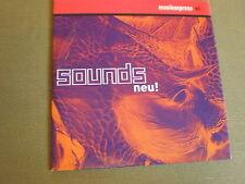 MUSIKEXPRESS CD 85 SOUNDS NEU! Kings of Leon Rilo Kiley