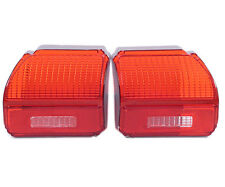 1969 Chevy Chevelle Tail Lamp Light Lenses / Pair/ Right & Left Side TL69AN