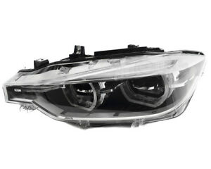 BMW 3 SERIES F30 F31 LCI HEADLIGHT FULL LED LEFT SIDE ORIGINAL NEW 63117419633