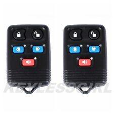 Lot of 2P New Keyless Entry Remote Key Fob Van Power Sliding Door For CWTWB1U511